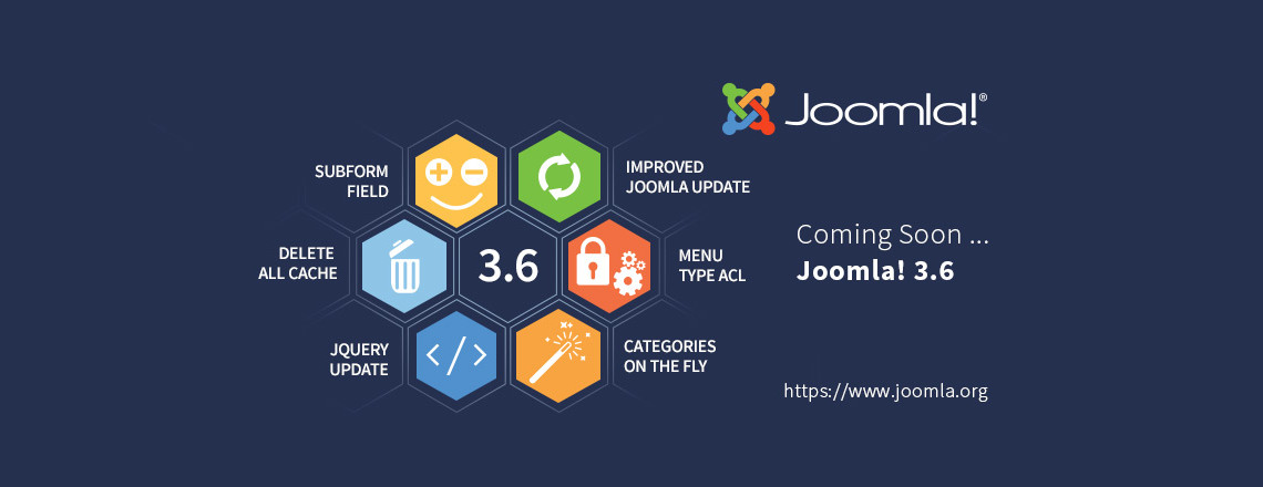 Joomla 3.6 - some news about it