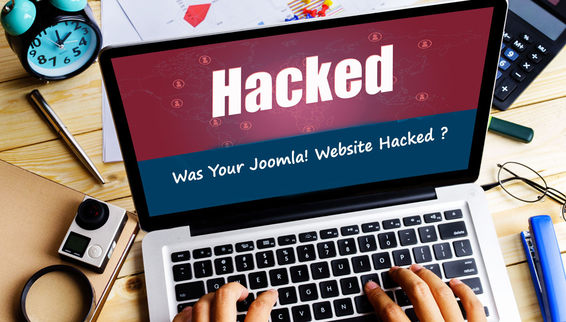 How can I find out if My Joomla! website is hacked?