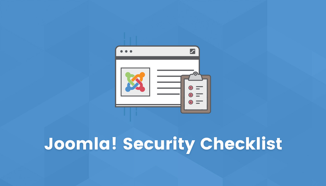 Joomla! Web Site Security