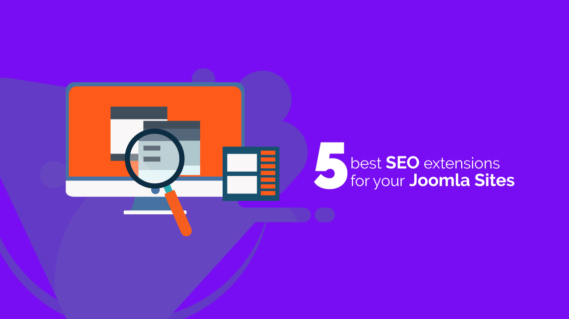 5 best SEO extensions for your Joomla sites