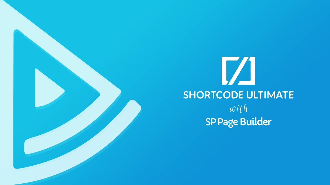 80+ Addons: Shortcode Ultimate plugin is now available for SP Page Builder Pro