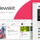 Introducing NewsKit: The July 2017 Joomla template