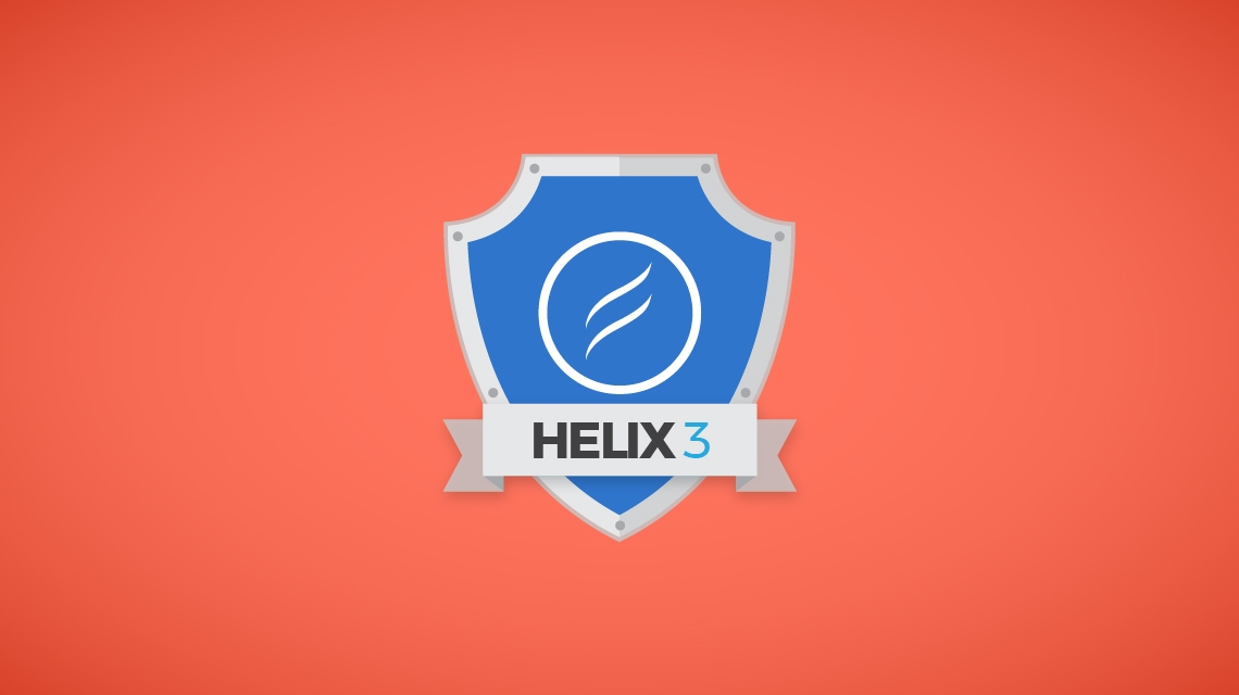 Helix3 security release- Immediate update recommended