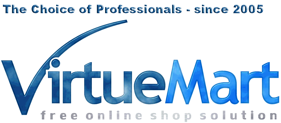 Virtuemart the oldest eCommerce extension for Joomla