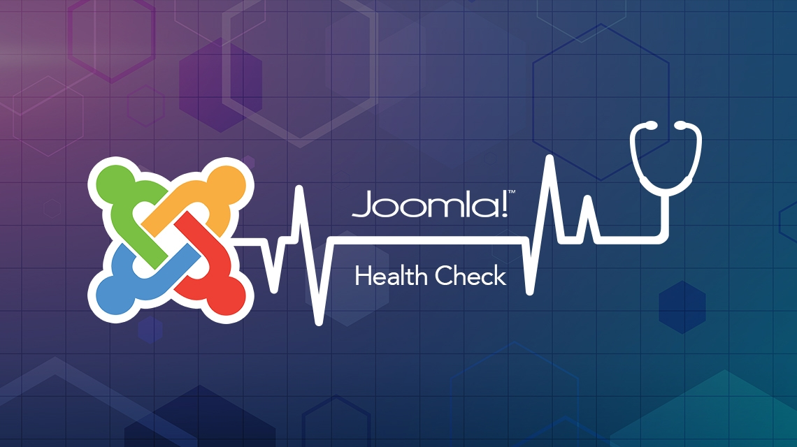 How to perform a Joomla website health check?