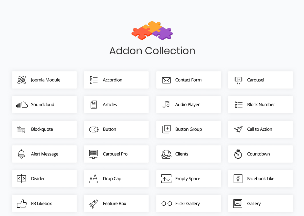 Addons Collection
