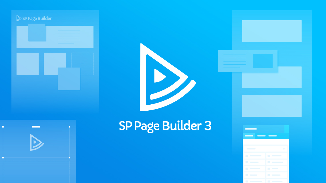 This is SP Page Builder 3