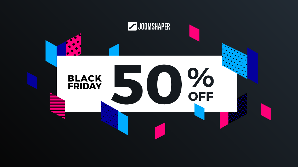 50% Black Friday discount valid for limited time only!
