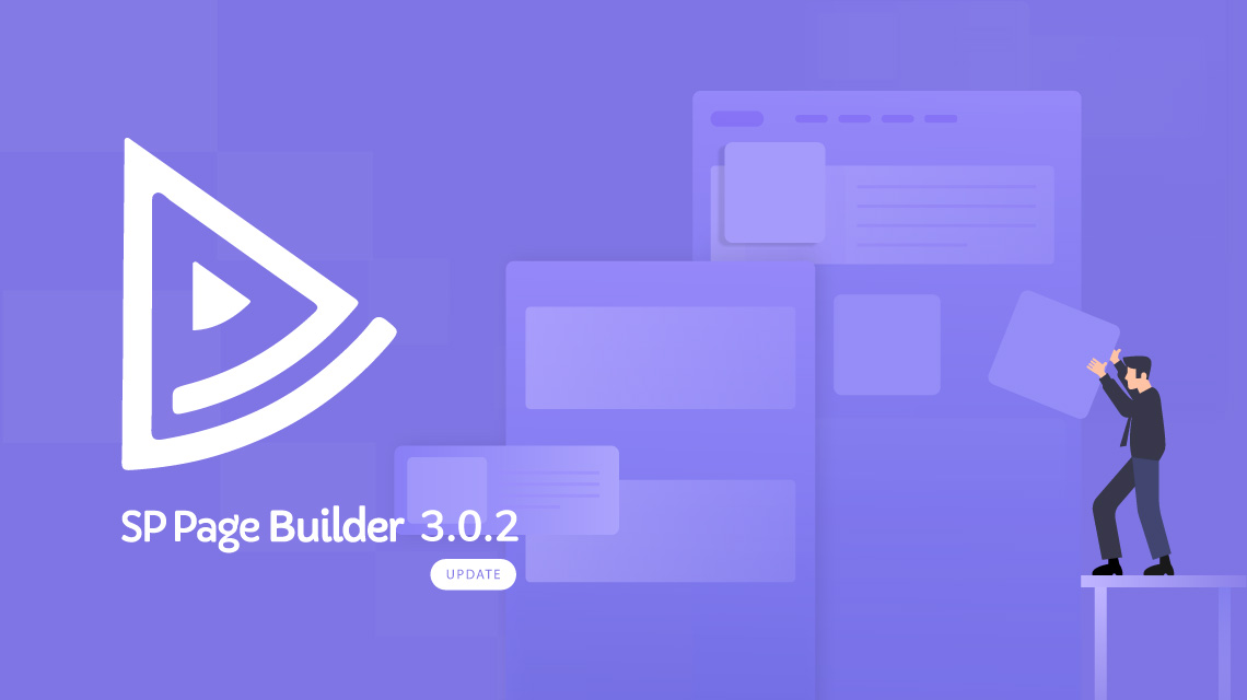 Update: SP Page Builder 3.0.2 comes with smoother development experience