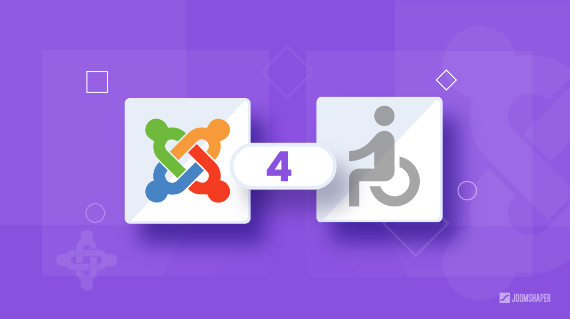 Joomla 4 accessibility support: Tech for the humanity