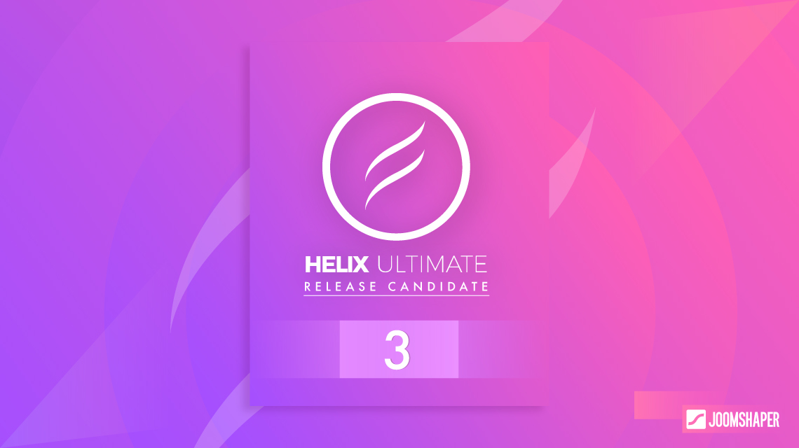 Helix Ultimate RC 3 is here with new features and fixes