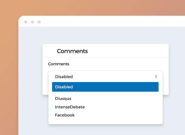 Integrated Comments