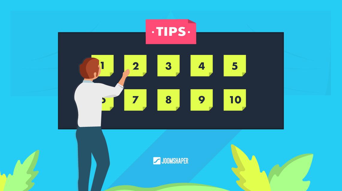 10 advanced Joomla tips to become a pro