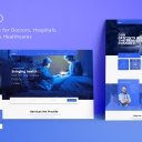 Presenting Medico: The April 2018 Joomla template