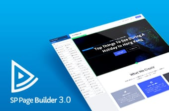 SP Page Builder Banner