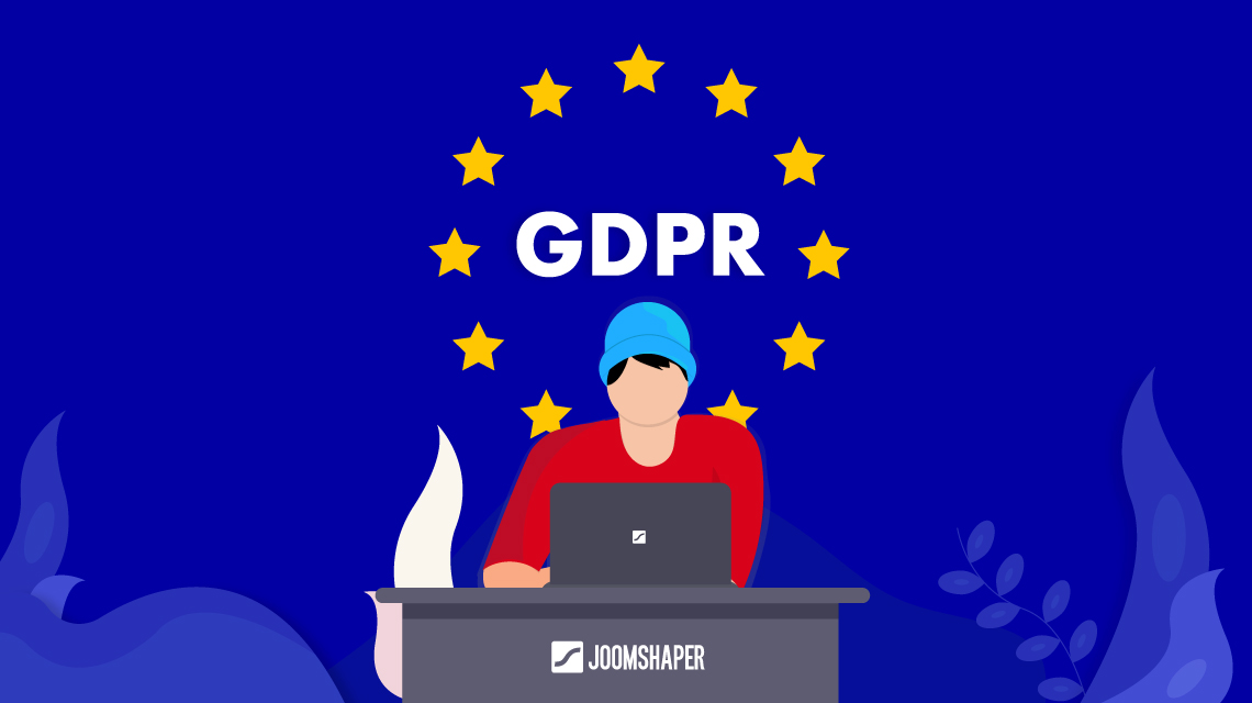 JoomShaper's approach to GDPR compliance