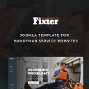 Introducing Fixter: The May 2018 Joomla template