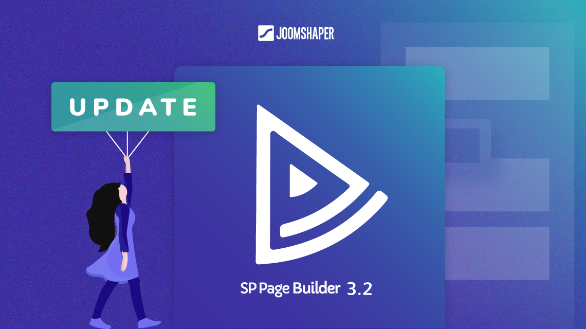 Update: SP Page Builder 3.2 comes with major security fix and performance improvements