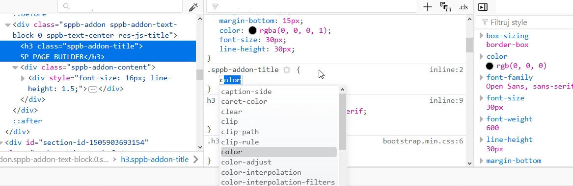 Tutorial: Using developer tools in your browser