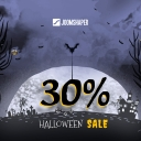 [Expired] 30% discount! It's a Halloween treat!