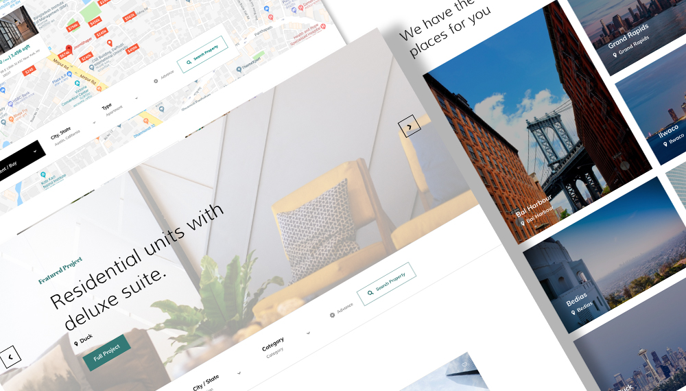Introducing Estate: Most advanced real estate Joomla template ever