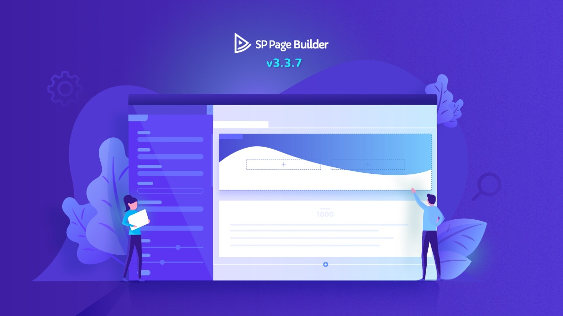 SP Page Builder presents new 8 shapes, features & enhancements in v3.3.7 Pro