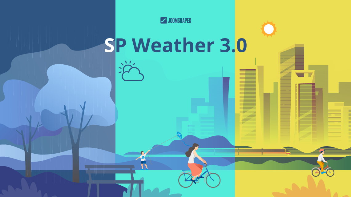 Update: SP Weather 3.0 is Here with 5 API Platforms
