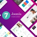 7 Joomla Templates Updated with Newest Elements & Fixes