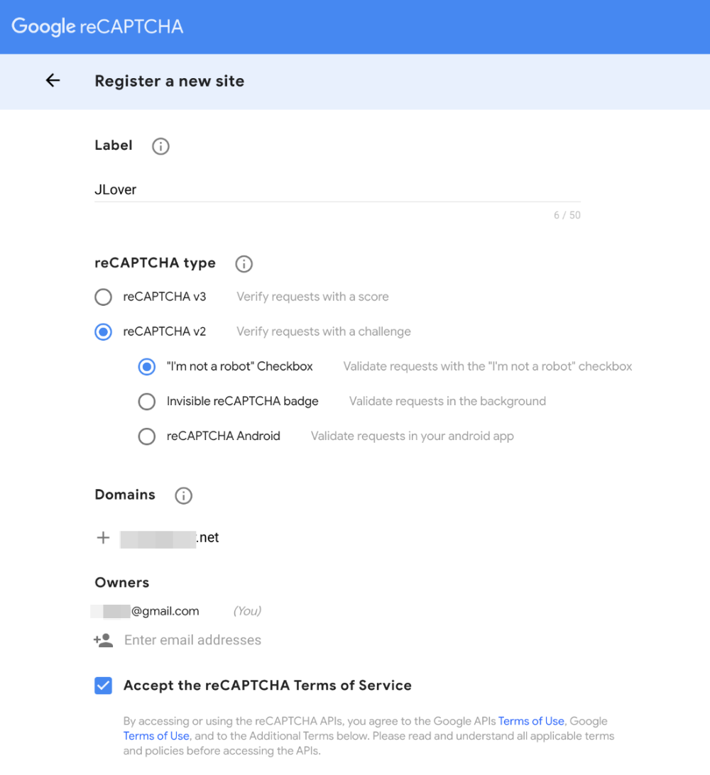 How to Integrate Google reCAPTCHA with Contact Forms in Joomla