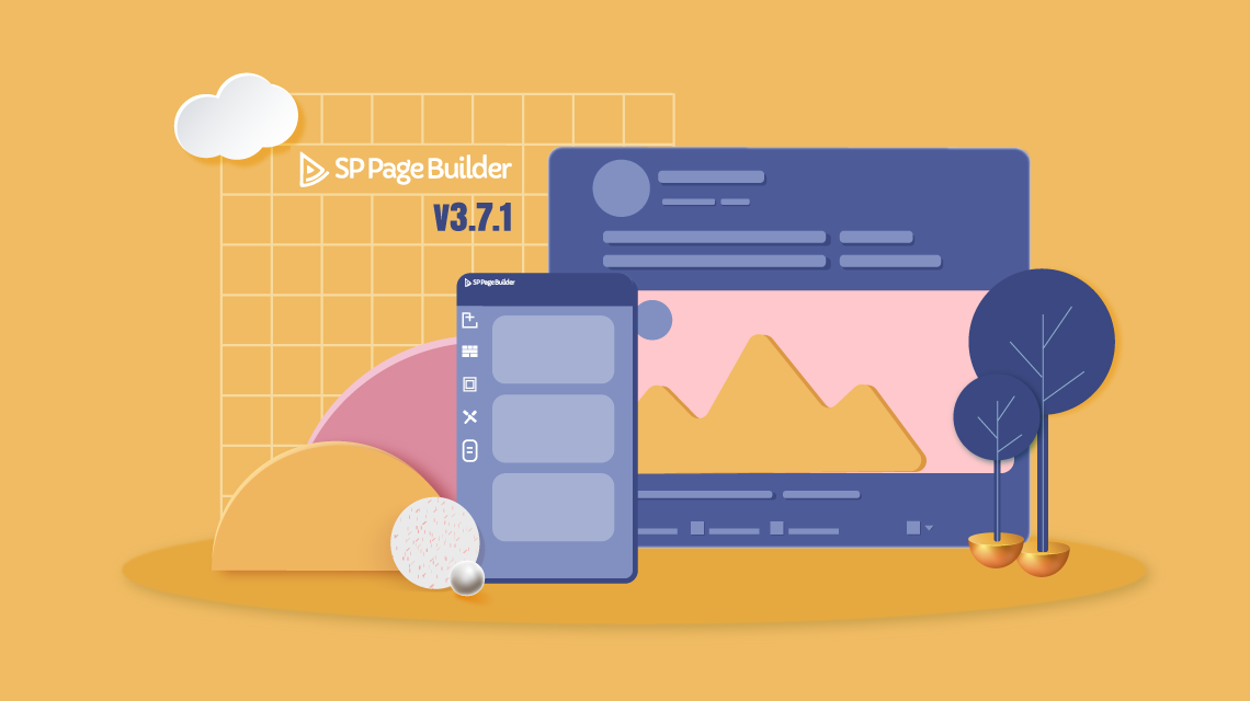 SP Page Builder Pro 3.7.1 Brings Addon Improvements and Fixes