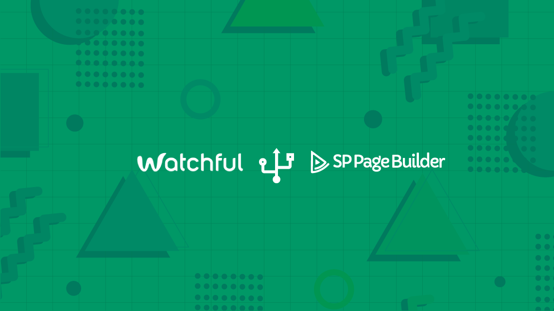 SP Page Builder & Other JoomShaper Extensions Now Support Watchful