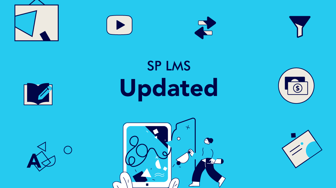 SP LMS Update: Get Filtering Options, Lesson Topic, Rich Teacher Profile, and Many More