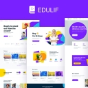 Introducing Edulif: A Rich & Eye-pleasing Joomla Education Template for eLearning Sites