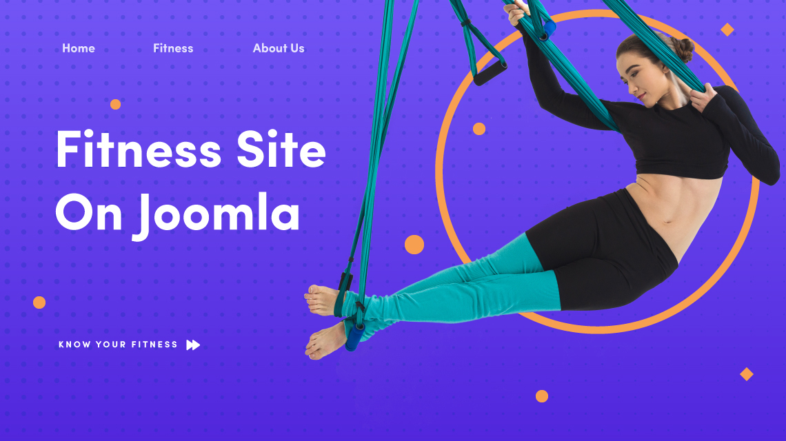 Complete Guideline on How to Create a Fitness Website with Joomla