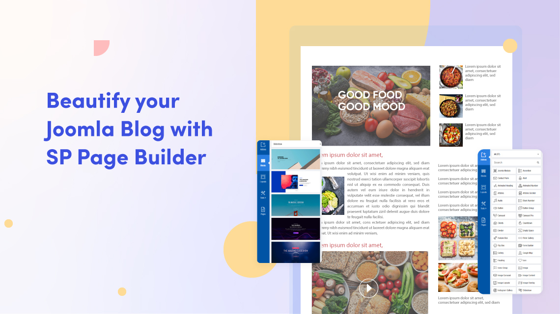 How to Beautify Your Joomla Blog Posts with SP Page Builder