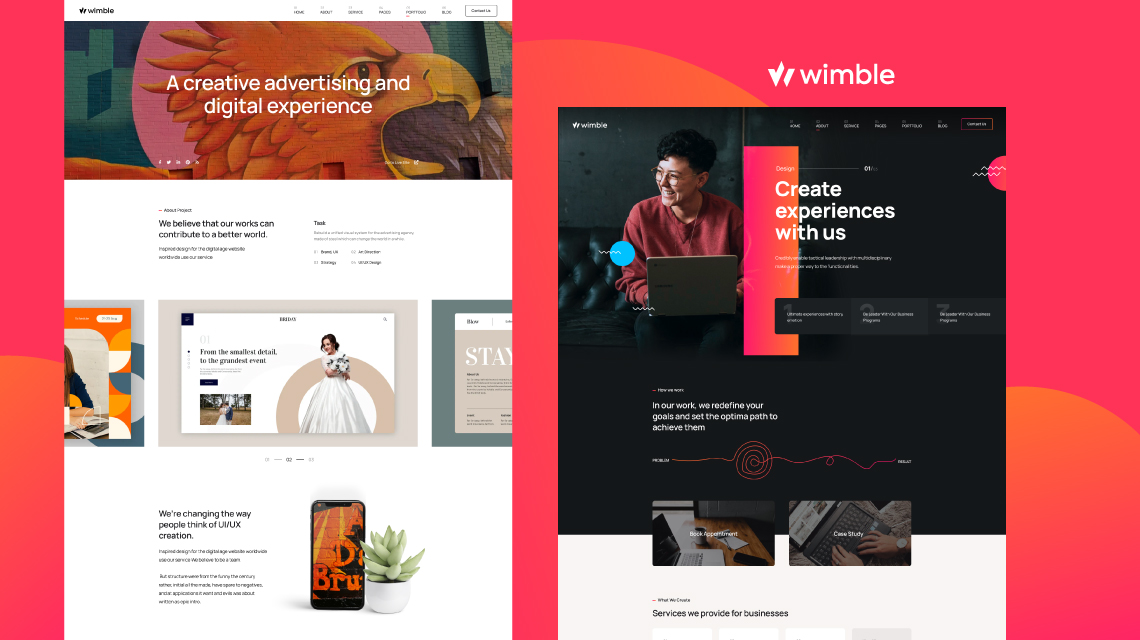 Introducing Wimble: A Multipurpose Joomla Template for Agencies and Corporate Firms