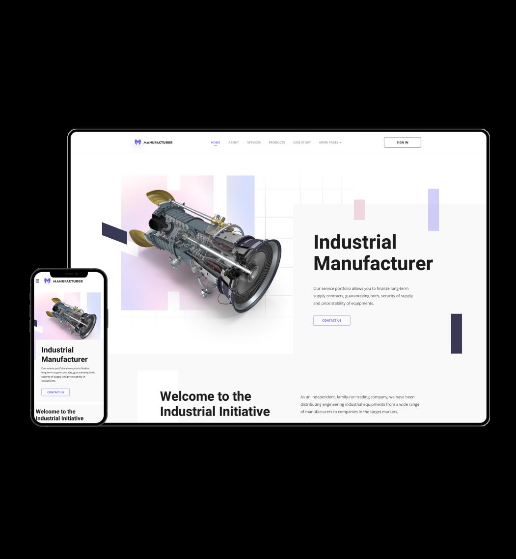 Manufacturer Overview