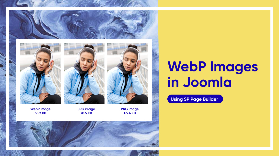 How to Use WebP Images in Joomla