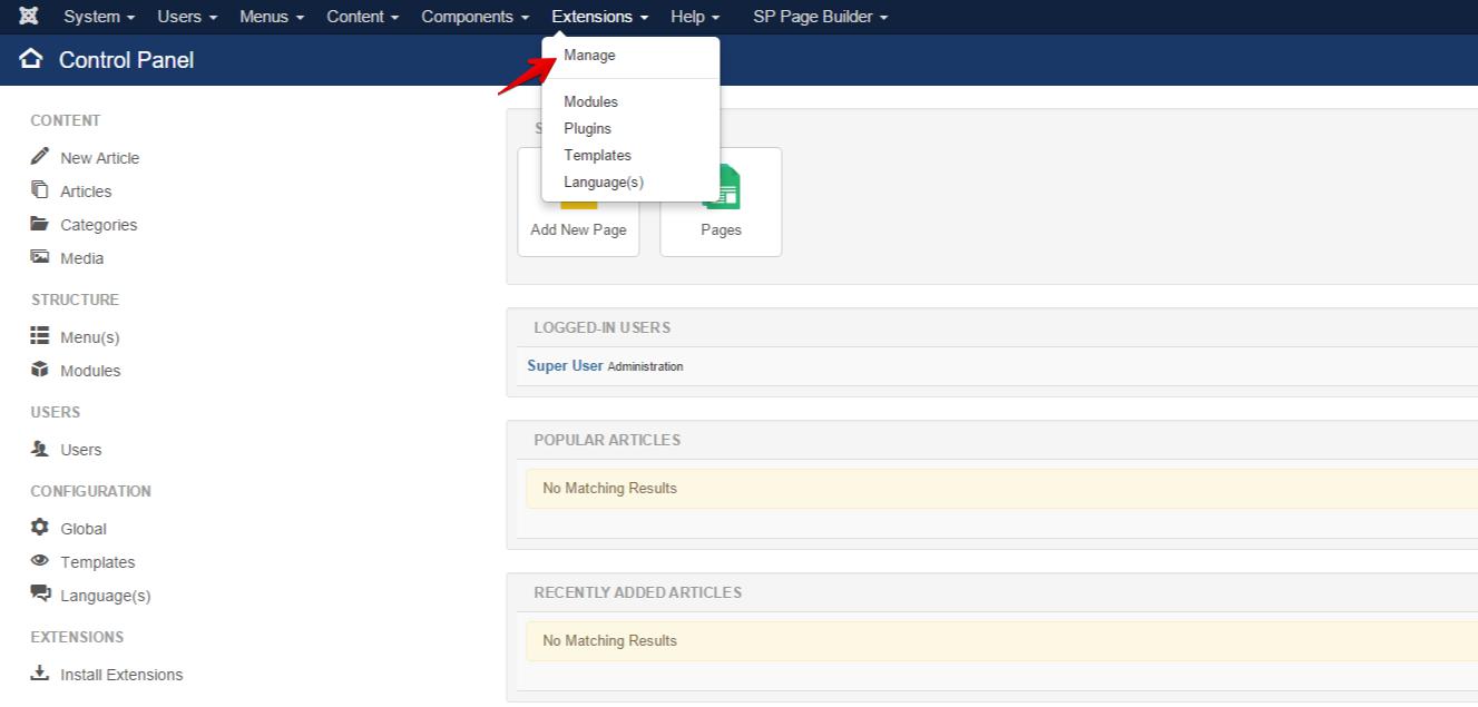 install-akeeba1 Dumitru Butucel - Tips and Tricks - Backup and restore your Joomla site with Akeeba Backup