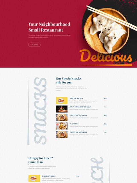 Restaurant Thumbnail