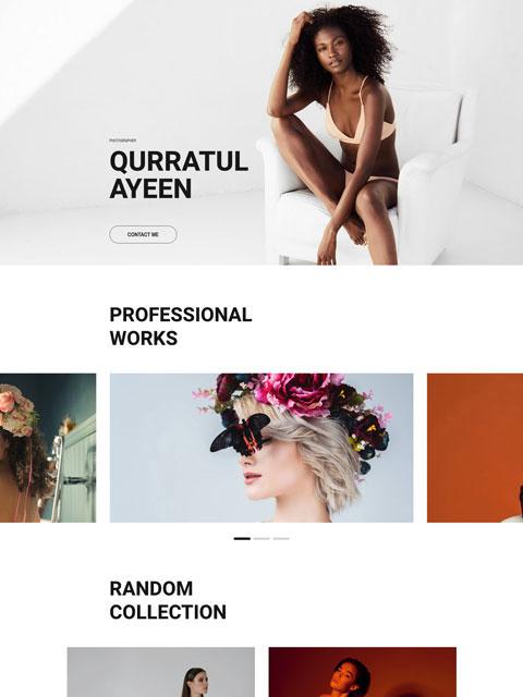 Fashion Photography Thumbnail