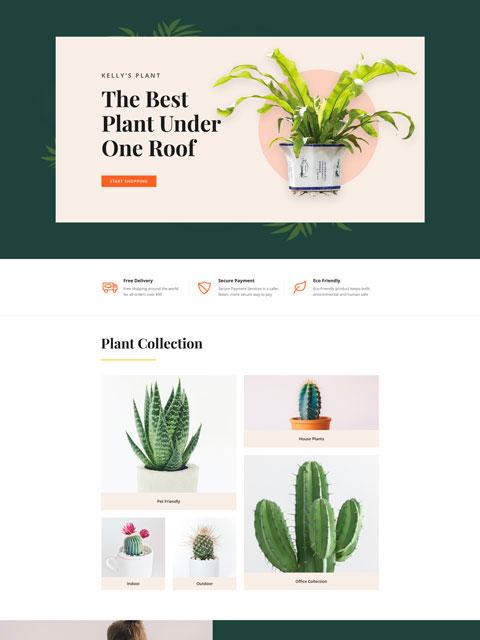 Plant Shop Thumbnail