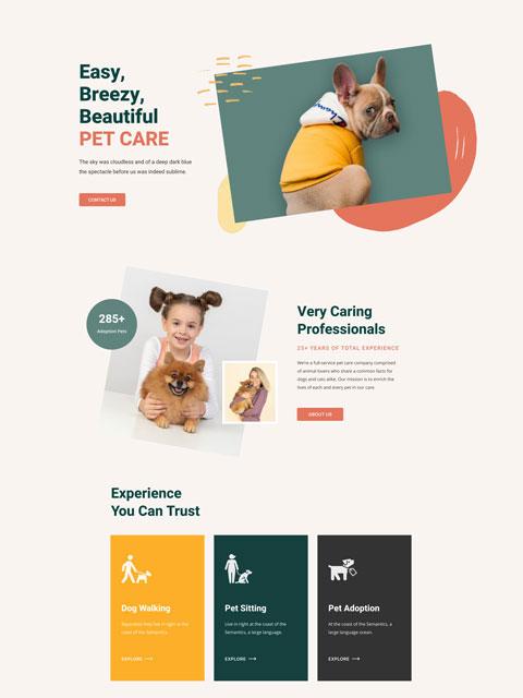 Pet Care Thumbnail