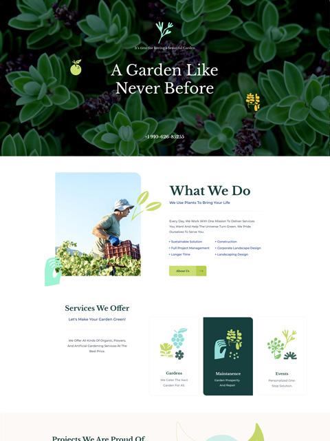 Landscaping Thumbnail