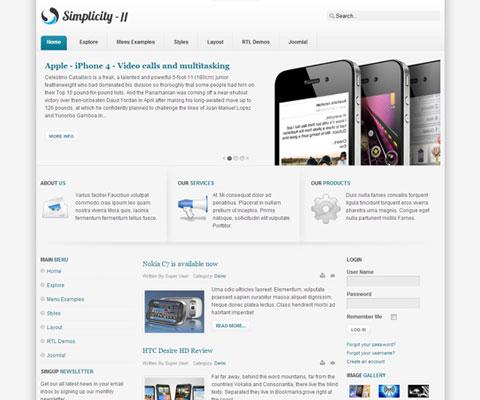 Simplicity - II